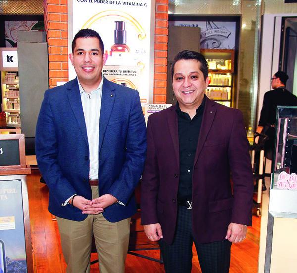 Aldo Alejandro Aguayo y Arturo Carrillo