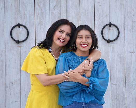 Leonor y Nélida 2