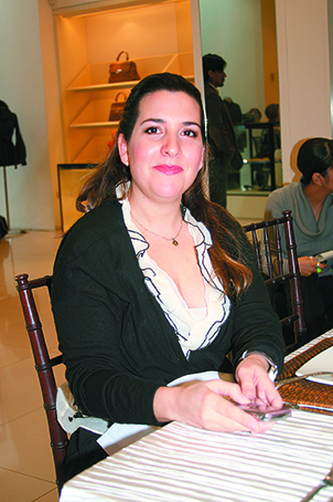 Cecilia Boughton de Melo
