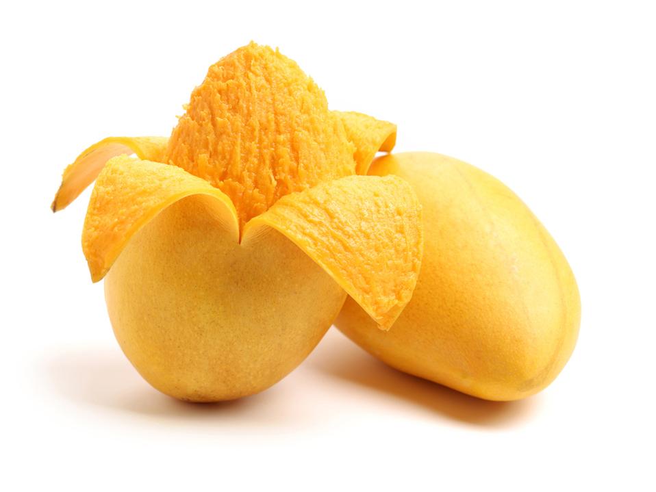 cáscara de mango