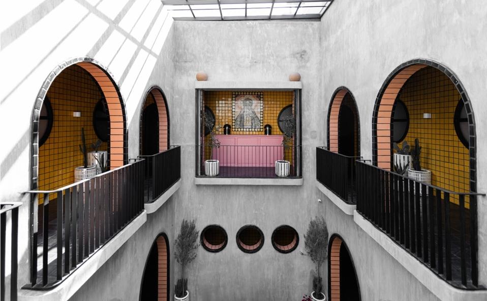 Casa de Hoyos en San Miguel de Allende