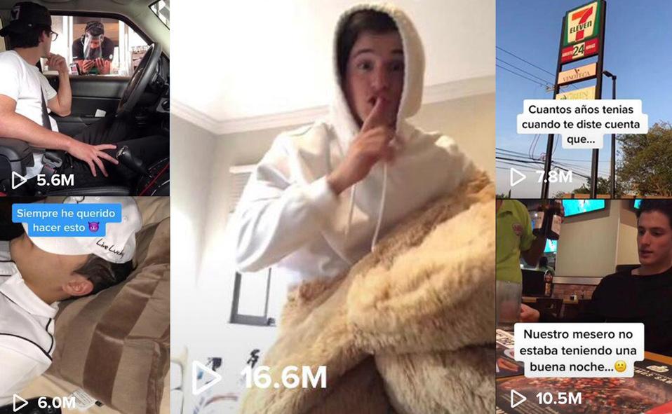 Los 5 videos más virales de EO en TikTok