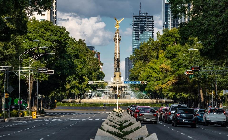 Movilidad en México