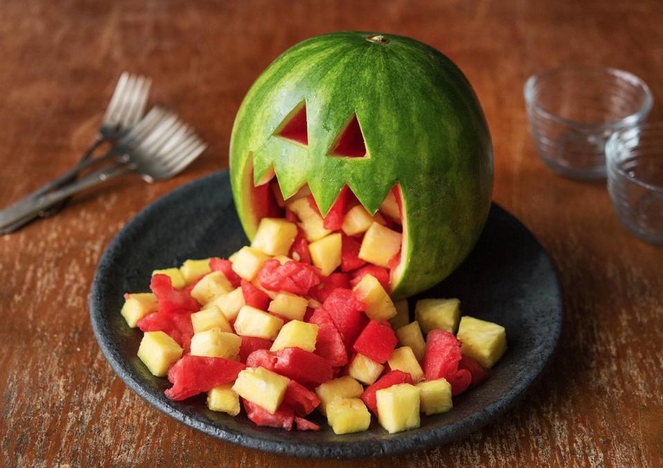 Calabaza de frutas