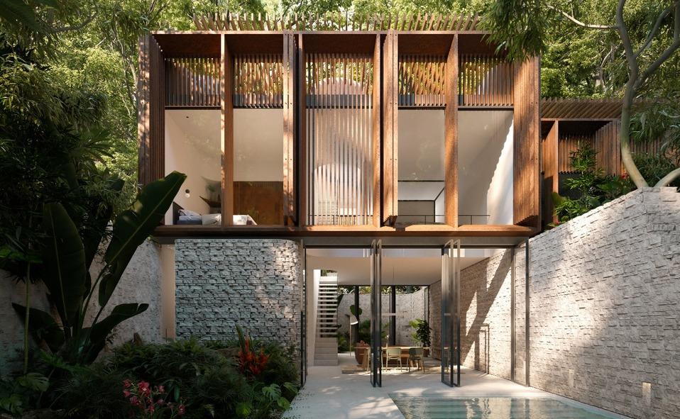 K'in, el nuevo desarrollo de vivienda boutique de Tulum