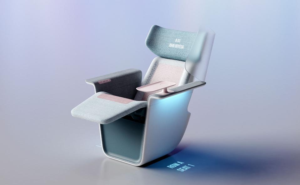 Layer Design propone un nuevo modelo de butaca