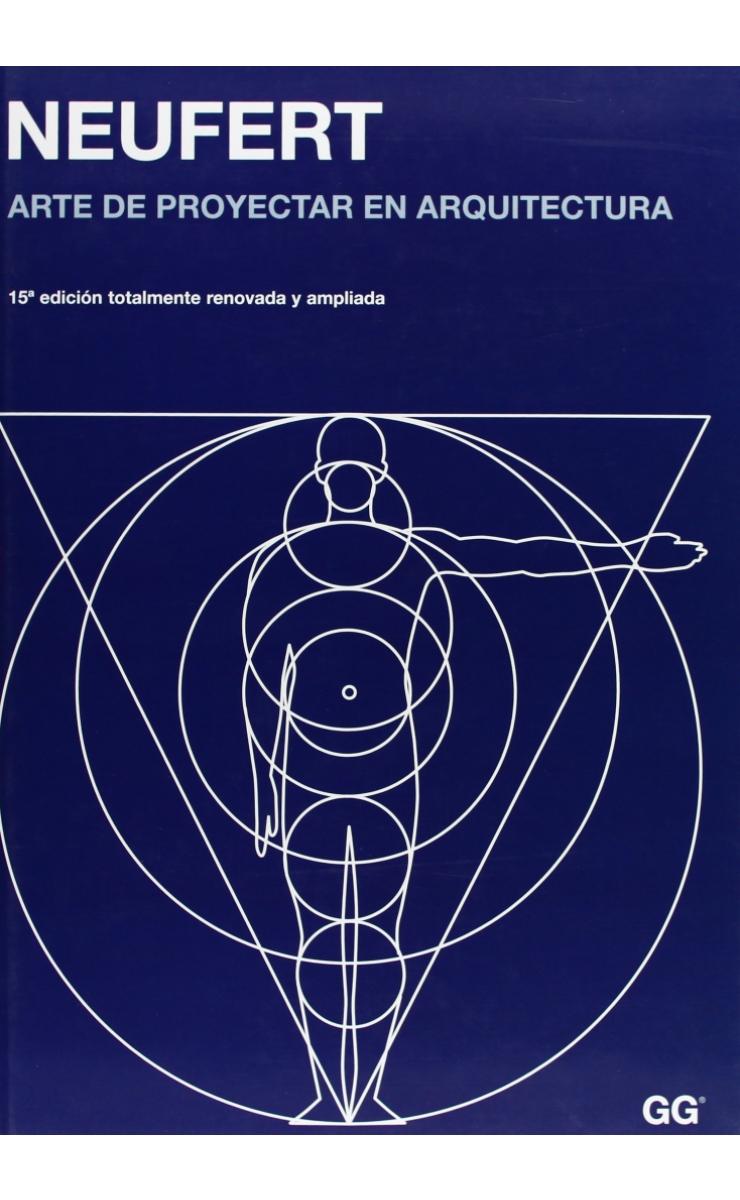 Libro Arte de Proyectar en Arquitectura