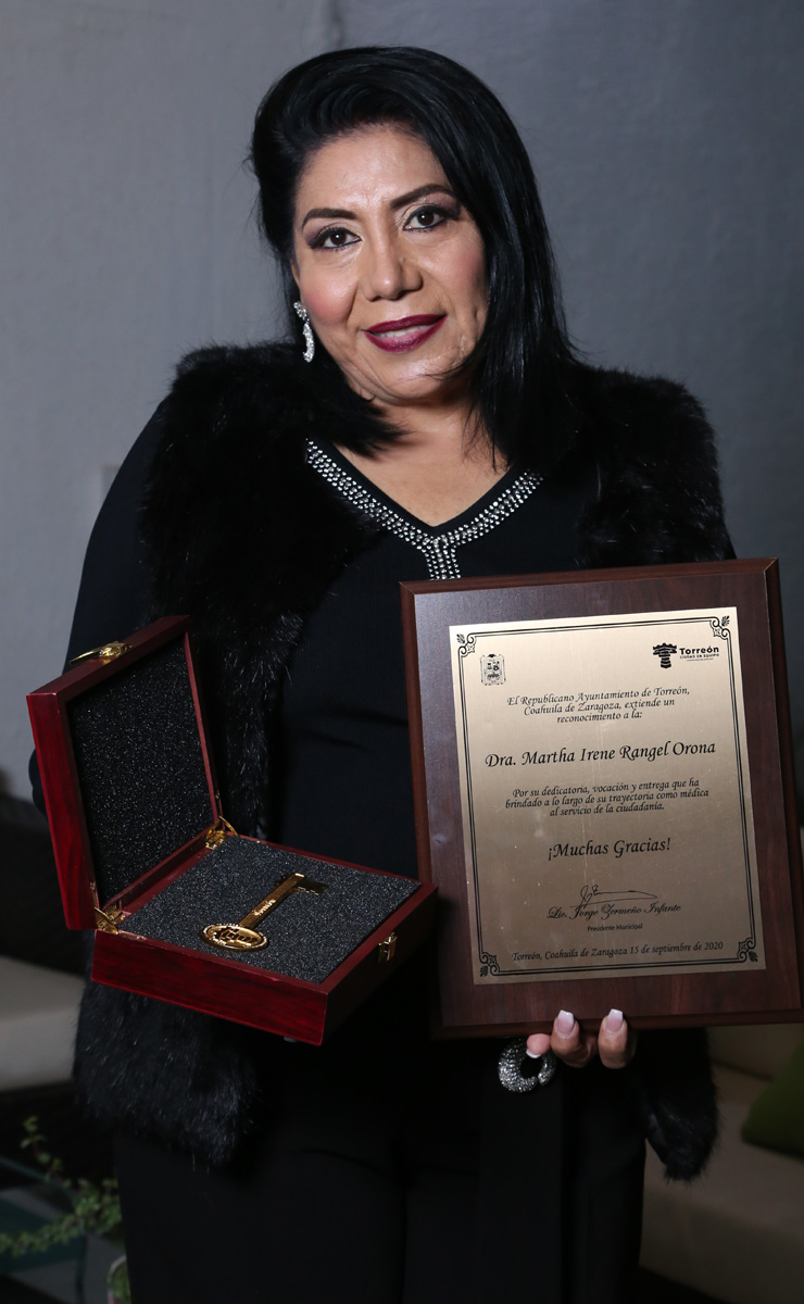 Martha Rangel 1