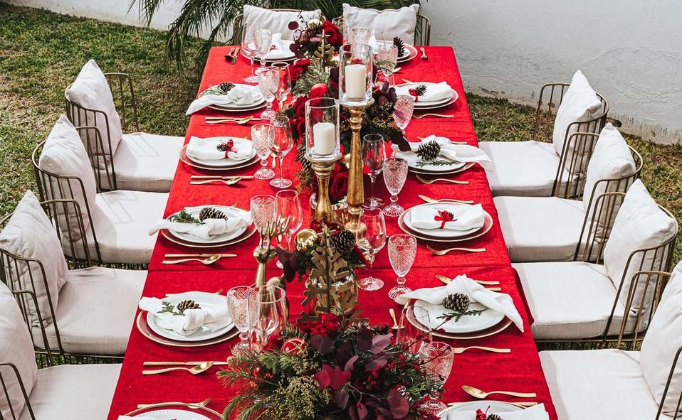 Mesa de Navidad 3