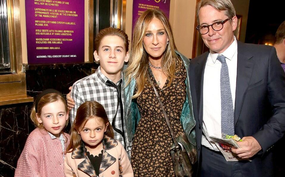 James y su familia
