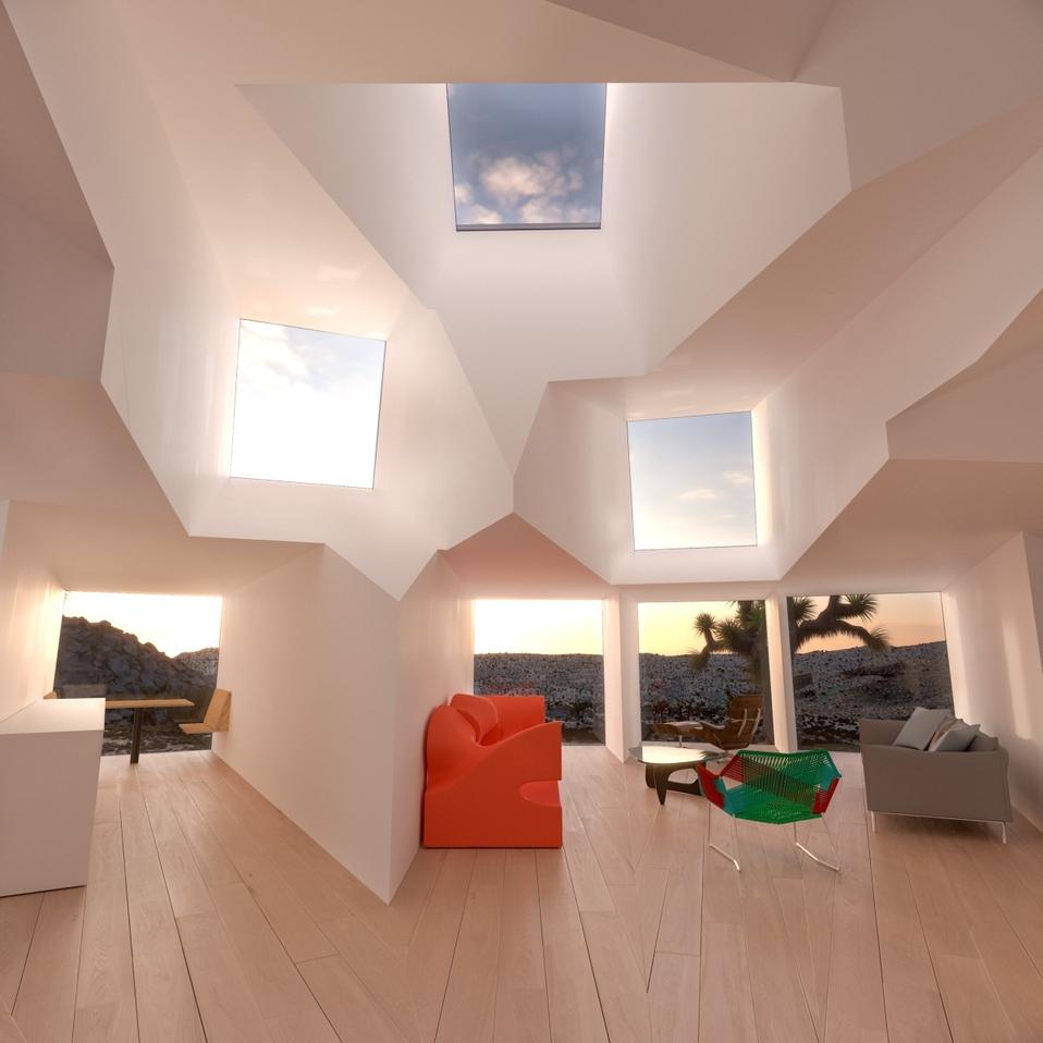 Starburst House
