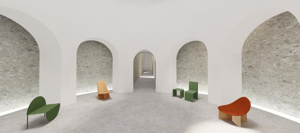 Movimento debuta en el mundo del diseño a través de una exposición de realidad virtual
