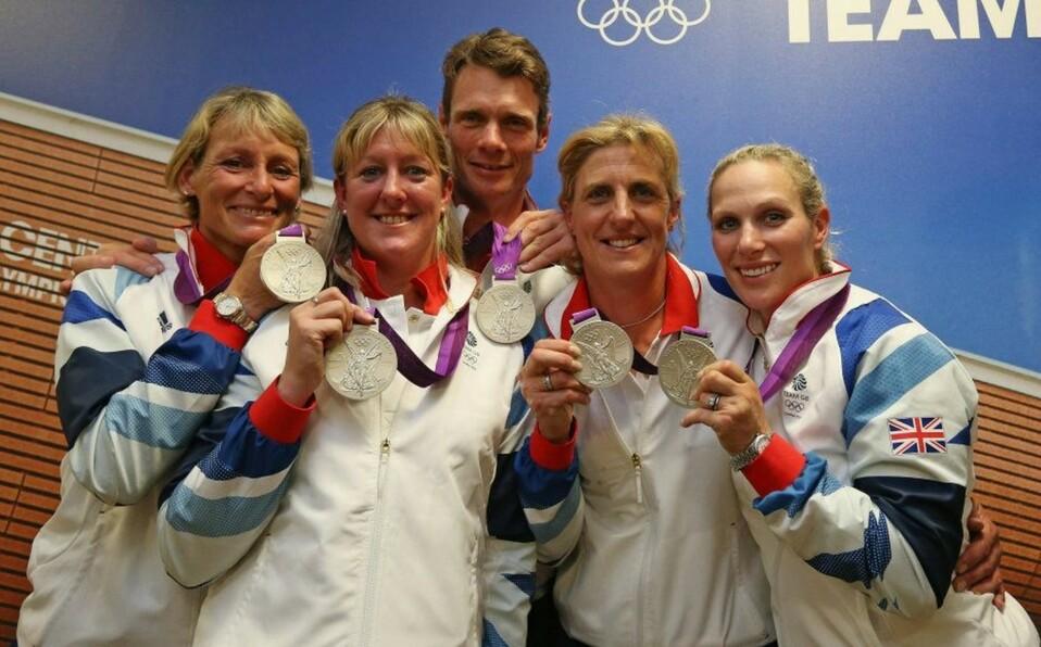 Zara en los Juegos Olímpicos de 2012