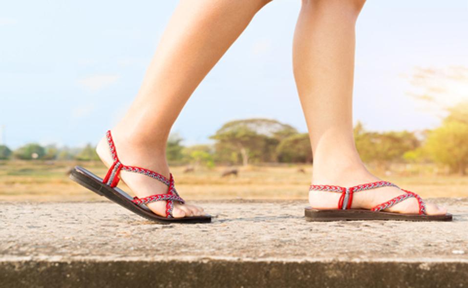 Cuidado de los pies 1