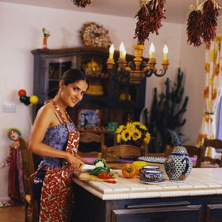Casa de Salma Hayek en Los Angeles