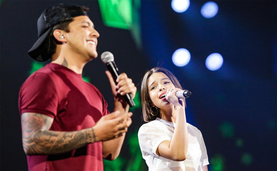 Ángela Aguilar y Christian Nodal 1