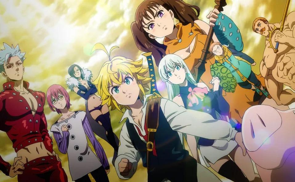 anime octubre 2021